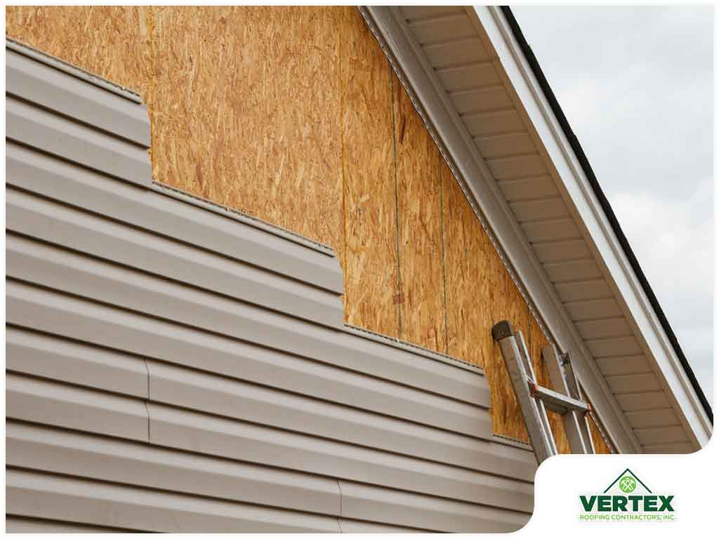 Questions To Ask To Ensure A Smooth Siding Installation Vertex Roofing Contractors Inc