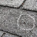 Fredericksburg roof hail damage